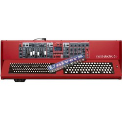 Nord Electro 6D 61 BOUTONS