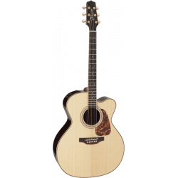 Takamine P7JC natural satin