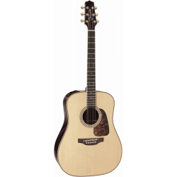 Takamine P7D natural satin