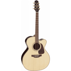 Takamine P5JC natural satin