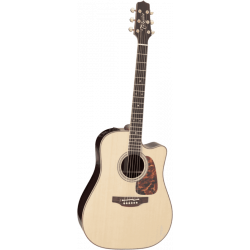Takamine P7DC natural satin