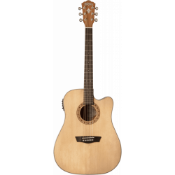 Washburn Harvest D7SCE natural