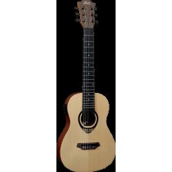 LÂG Tiki Mini Guitar...
