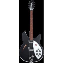 Rickenbacker 330 Noir mat