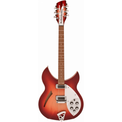 Rickenbacker 330 12-cordes...
