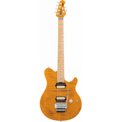 Music Man Axis trans gold...