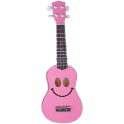 Mahalo U-Smile pink + housse