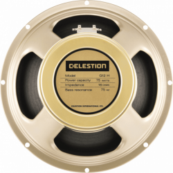 Celestion G12H-75 Creamback...