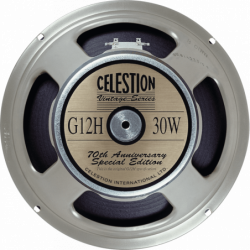 Celestion G12H Anniversary...