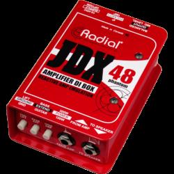 Radial DI active simulateur...