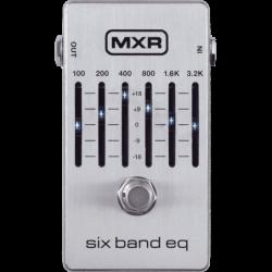 Mxr EQ 6 bandes