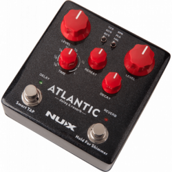 Nux Atlantic delay et reverb