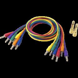 KORG 6 câbles pour SQ1 & MS20