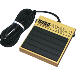 KORG Pédale switch PS1