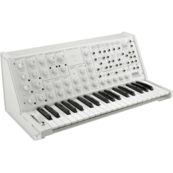 KORG MS 20 Taille réelle blanc