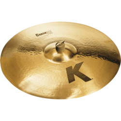 "ZILDJIAN K 21"" Brilliant..."