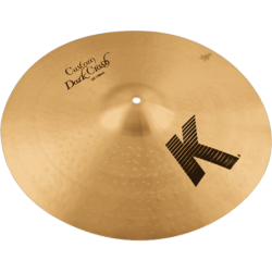 "ZILDJIAN K Custom 19"" dark..."