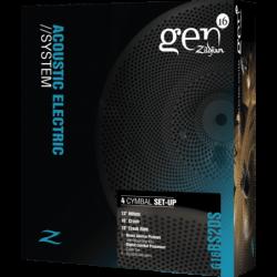 GEN16 Pack cymbale Buffed...