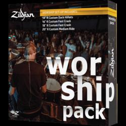 ZILDJIAN Pack K Custom...