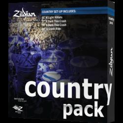 ZILDJIAN Pack K Country...
