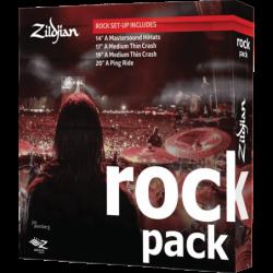 ZILDJIAN Pack A Rock...