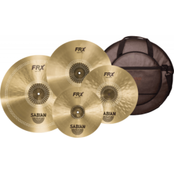 SABIAN Pack FRX + housse...