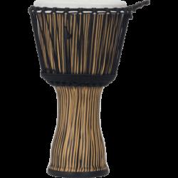 """PEARL Djembé 10"""" zebra glass"""
