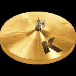 "ZILDJIAN K 14"" hi-hat light"