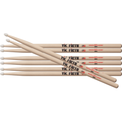 VIC FIRTH Pack 3x5BN +...