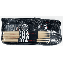 VIC FIRTH Pack 3 x 5A +...