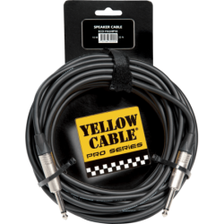 YELLOW CABLE Cordon hp jack...