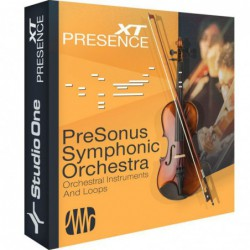 PRESONUS Studio One -...