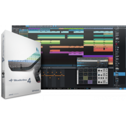 PRESONUS Studio One v4.5...