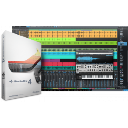 PRESONUS Studio One v4.5...