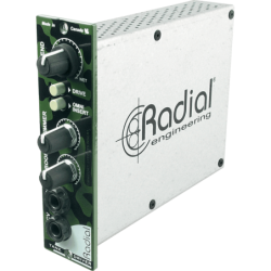 RADIAL Interface de reverb...