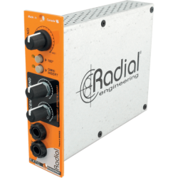 RADIAL Interface d'effets...
