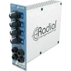 RADIAL Distributeur audio 4...