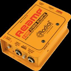 RADIAL Réamper actif X-Amp