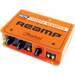 RADIAL Pédale reamp guitare...