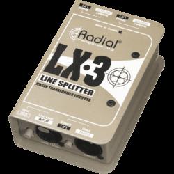 RADIAL Splitter passif...