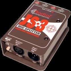 RADIAL Splitter 1 entrée/3...