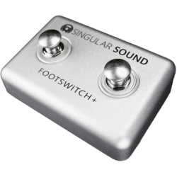 SINGULAR SOUND Footswitch+...