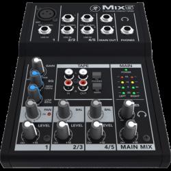MACKIE MIX5 Mixeur compact...