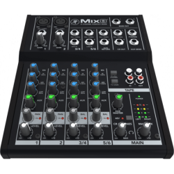 MACKIE MIX8 Mixeur compact...