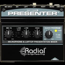 RADIAL mélangeur pour...